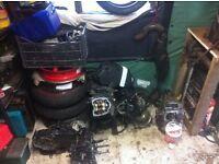 Gilera runner vxr 200 parts for sale
