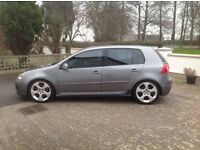 VW GOLF MKV GTI TFSI FINISHED IN UNITED GREY(TYPE R,EVO,M3,GOLF R,INTEGRA,M5,BORA,GTTDI,GT TDI,GTD)