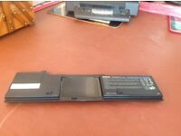 Dell D430 Laptop Battery Genuine Dell rechargeable Li-ion battery for D430 laptop.