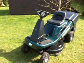 Hayter10/30 Ride on mower in excellent condition but needs gearshift mech attention