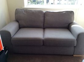 Sofa bed - barely used and nearly new.