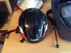Girl Air Attack Cycling Helmet Size Large