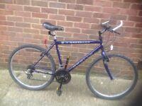 Adults Mountain Bike 15 Speed