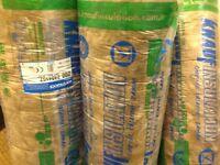 Knauf loft insulation 200mm
