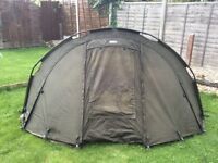 Chubb s plus bivvy and winter skin