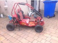 50cc buggy for kids