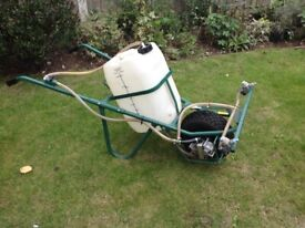 ALLEN WALKOVER SPRAYER