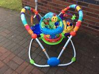 Great Buy! Nearly New! Kids Bouncer/Walker