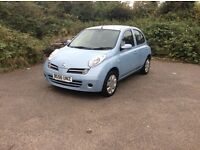 Nissan Micra new shape in good condition