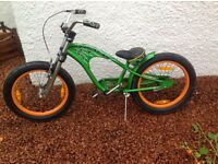 Kids Electra Rat Fink . For 5-9yrs old approx . Excellent condition , hardly used .