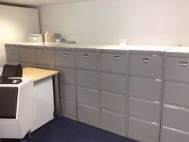 office furniture 4 draw filing cabinets