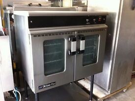 GAS TURBO FAN OVEN CATERING COMMERCIAL FAST FOOD BAKERY BREAD TAKE AWAY KITCHEN SHOP
