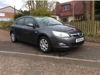 Vauxhall Astra Exclusive 1.6, (2010), Full History, Timing Belt Done, MOT April 2018, 65k miles,