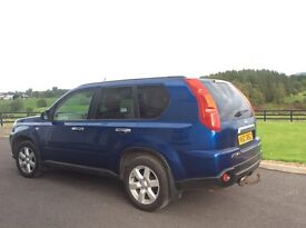 2008 NISSAN X-TRAIL FOR SALE