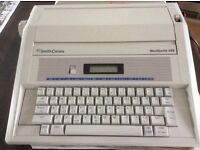 Smith Corona Wordsmith 200 Electric Typewriter