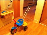 training toddler tricycle