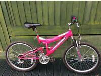 Girls/teenage bicycle