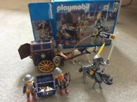 Play mobil set 3314 Good condition with box and instructions