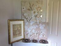 Modern home decorative neutral bundle