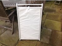For a Cot , top changer and changing mat , white .