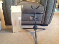 Brand new Stagg sax stand