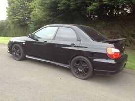 Subaru Impreza R Sport 2 litre Petrol