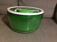 Zyliss large salad spinner, great fun to use