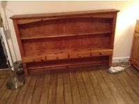Pine dresser top - free to anyone who can collect
