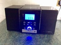 Compact micro hi-fi system - CD/AM/FM