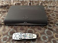 Sky HD Box with hand control in perfect working order