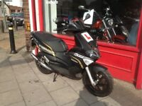 GILERA RUNNER SP 50 JUST HAD TOP END REBUILD NEW EXHAUST AND FULL SERVICE DELIVERY CAN BE ARRANGED