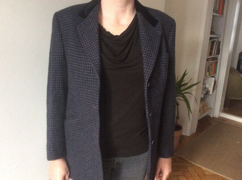 Magee wool jacket
