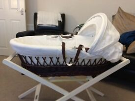 Moses basket and stand - John lewis