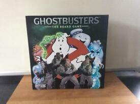 Ghosbusters Board Game with many Extras