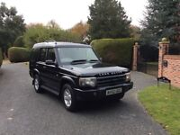 2002 LAND ROVER DICOVERY - PART EXCHANGE WELCOME - 12 MONTHS MOT