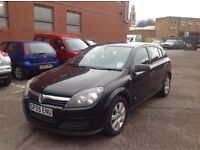 2005 Vauxhall Astra 1.4 Good Runner with 1 Owner history and mot