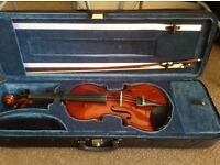 Lovely mellow intermediate level violin