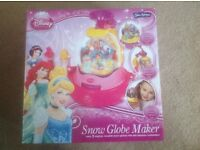 Disney Princess Snowglobe Maker