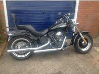 Harley Davidson Softail Nightrain FXSTB