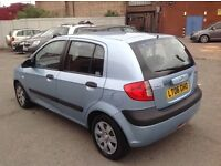 2006 Hyundai Getz 1.4 Automatic Good Runner with history and mot