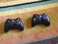 Xbox 360 E 250GB , 2 Controllers plus optional choice of 4 games