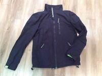 Mens Superdry Waterproof Jacket - Size Small