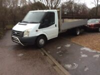 Ford transit plant lorry or recovery with wintch tr