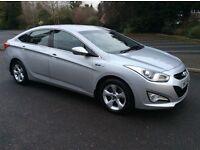 2013 Hyundai i40 1.7 Diesel Blue Drive Full Service £5950