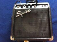 Fender Squire SP 10 Guitar Amp.