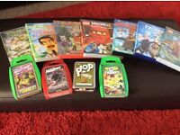 Kids Films and top trumps