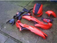 Gilera runner fully set of panels
