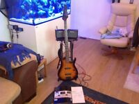 Peavey Millenium Bass Guitar + Blackstar Fly 3 Bass Amp(Twin) + Cable