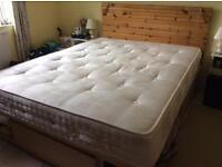 King size orthopaedic mattress - Kirby bedon