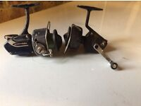 Two fishing reels for sale one sea one fresh water